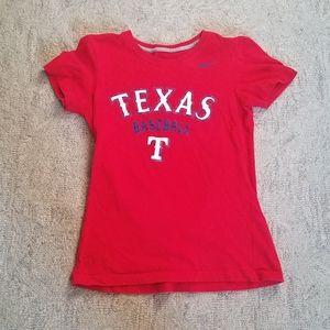 Nike Texas Rangers shirt